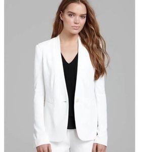 Theory Ada Madera Tailored Blazer Size 4
